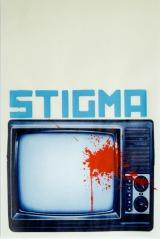 "Stigma Screen Print and Inkjet 13 X 19"" 2011"