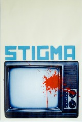 "Stigma Screen Print and Inkjet 13 X 19"" 2011"